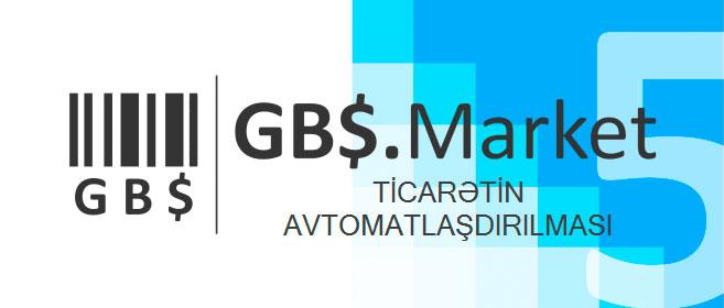 GBS Market Ticarət proqramı